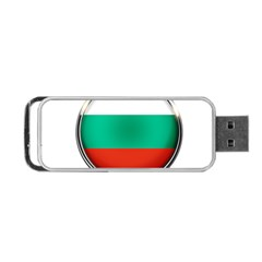 Bulgaria Country Nation Nationality Portable Usb Flash (two Sides)