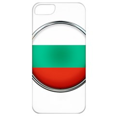 Bulgaria Country Nation Nationality Apple Iphone 5 Classic Hardshell Case