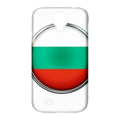 Bulgaria Country Nation Nationality Samsung Galaxy S4 Classic Hardshell Case (pc+silicone)