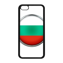 Bulgaria Country Nation Nationality Apple Iphone 5c Seamless Case (black) by Nexatart