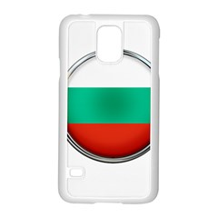 Bulgaria Country Nation Nationality Samsung Galaxy S5 Case (white)