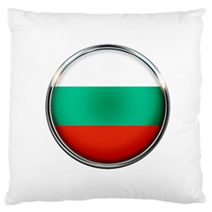 Bulgaria Country Nation Nationality Standard Flano Cushion Case (two Sides)