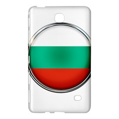 Bulgaria Country Nation Nationality Samsung Galaxy Tab 4 (7 ) Hardshell Case