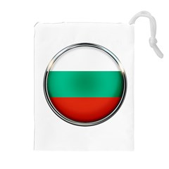 Bulgaria Country Nation Nationality Drawstring Pouches (extra Large)