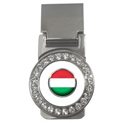 Hungary Flag Country Countries Money Clips (cz)
