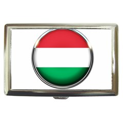 Hungary Flag Country Countries Cigarette Money Cases