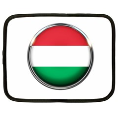 Hungary Flag Country Countries Netbook Case (xl)