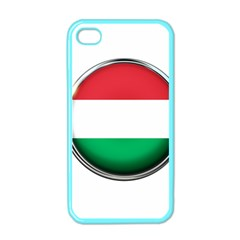Hungary Flag Country Countries Apple Iphone 4 Case (color)