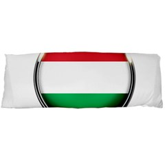 Hungary Flag Country Countries Body Pillow Case (dakimakura)