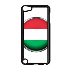 Hungary Flag Country Countries Apple Ipod Touch 5 Case (black)