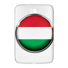 Hungary Flag Country Countries Samsung Galaxy Note 8 0 N5100 Hardshell Case