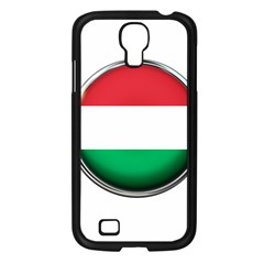 Hungary Flag Country Countries Samsung Galaxy S4 I9500/ I9505 Case (black)