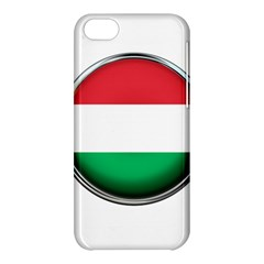 Hungary Flag Country Countries Apple Iphone 5c Hardshell Case