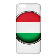 Hungary Flag Country Countries Apple Iphone 6 Plus/6s Plus Hardshell Case
