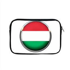 Hungary Flag Country Countries Apple Macbook Pro 15  Zipper Case