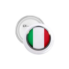 Italy Country Nation Flag 1 75  Buttons