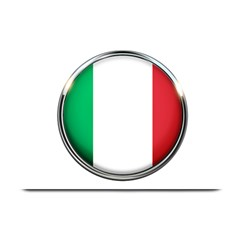 Italy Country Nation Flag Plate Mats