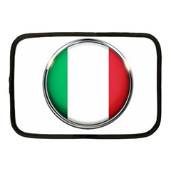 Italy Country Nation Flag Netbook Case (medium)