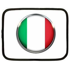 Italy Country Nation Flag Netbook Case (xl)