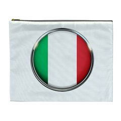 Italy Country Nation Flag Cosmetic Bag (xl)