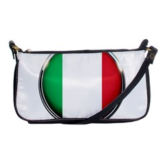 Italy Country Nation Flag Shoulder Clutch Bags