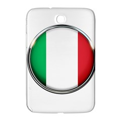 Italy Country Nation Flag Samsung Galaxy Note 8 0 N5100 Hardshell Case