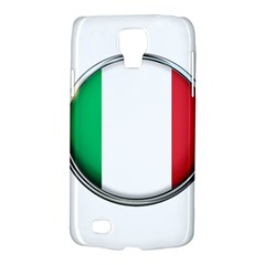 Italy Country Nation Flag Galaxy S4 Active