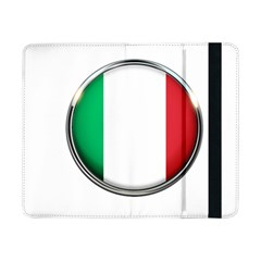 Italy Country Nation Flag Samsung Galaxy Tab Pro 8 4  Flip Case by Nexatart