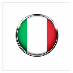 Italy Country Nation Flag Large Satin Scarf (square) by Nexatart