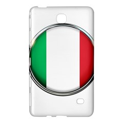 Italy Country Nation Flag Samsung Galaxy Tab 4 (7 ) Hardshell Case