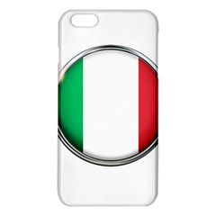 Italy Country Nation Flag Iphone 6 Plus/6s Plus Tpu Case