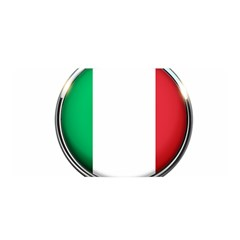 Italy Country Nation Flag Satin Wrap