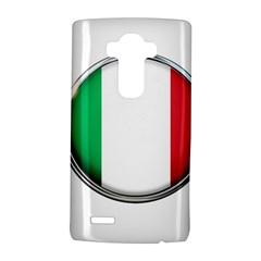 Italy Country Nation Flag Lg G4 Hardshell Case