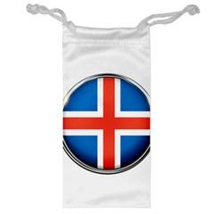 Iceland Flag Europe National Jewelry Bag