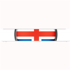 Iceland Flag Europe National Small Bar Mats
