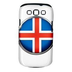 Iceland Flag Europe National Samsung Galaxy S Iii Classic Hardshell Case (pc+silicone)
