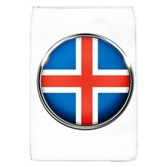 Iceland Flag Europe National Flap Covers (l)