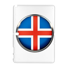 Iceland Flag Europe National Galaxy Note 1