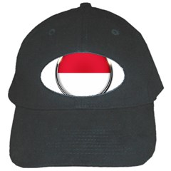 Monaco Or Indonesia Country Nation Nationality Black Cap