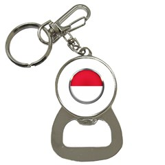 Monaco Or Indonesia Country Nation Nationality Button Necklaces
