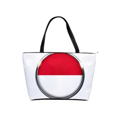 Monaco Or Indonesia Country Nation Nationality Shoulder Handbags
