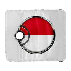Monaco Or Indonesia Country Nation Nationality Galaxy S3 (flip/folio)