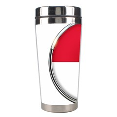 Monaco Or Indonesia Country Nation Nationality Stainless Steel Travel Tumblers