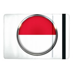 Monaco Or Indonesia Country Nation Nationality Samsung Galaxy Tab Pro 10 1  Flip Case