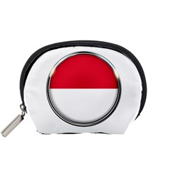 Monaco Or Indonesia Country Nation Nationality Accessory Pouches (small)