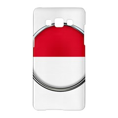Monaco Or Indonesia Country Nation Nationality Samsung Galaxy A5 Hardshell Case