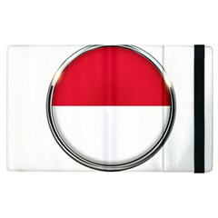 Monaco Or Indonesia Country Nation Nationality Apple Ipad Pro 12 9   Flip Case
