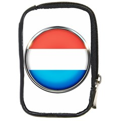 Luxembourg Nation Country Red Compact Camera Cases by Nexatart