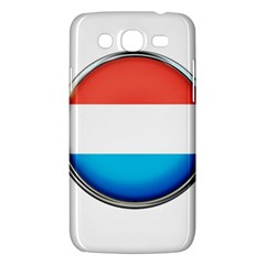 Luxembourg Nation Country Red Samsung Galaxy Mega 5 8 I9152 Hardshell Case