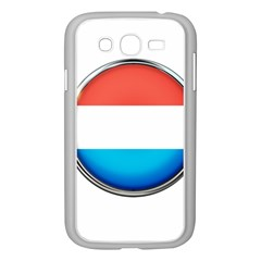 Luxembourg Nation Country Red Samsung Galaxy Grand Duos I9082 Case (white)